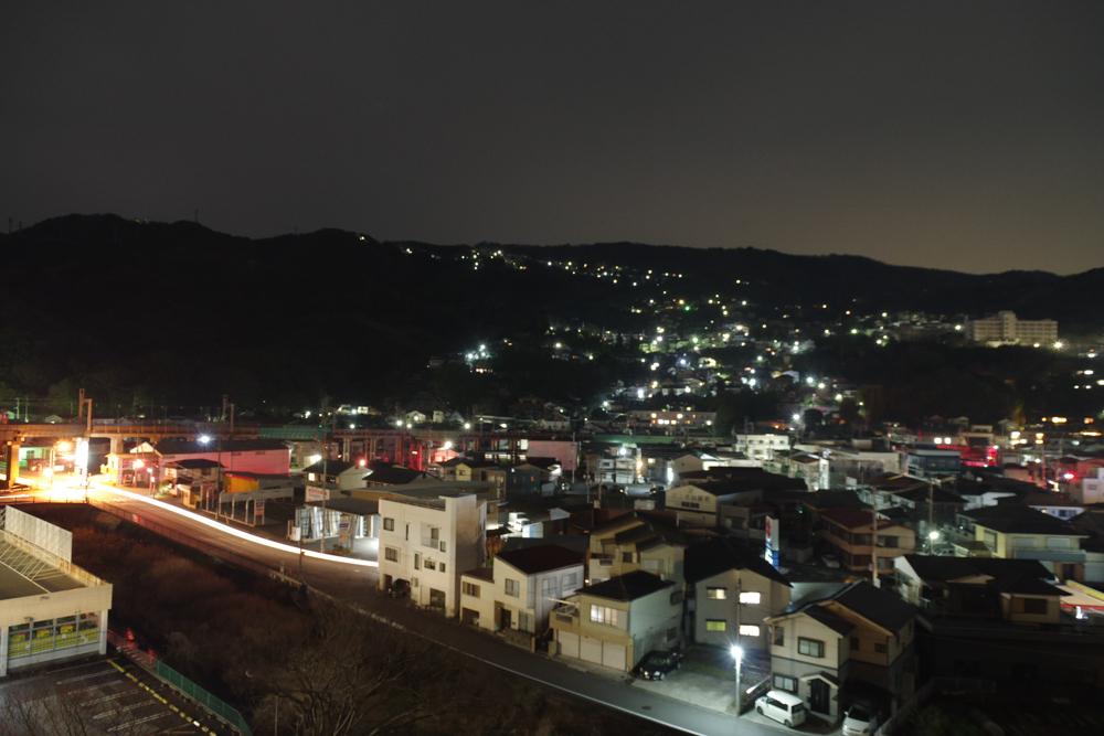 伊東の夜景