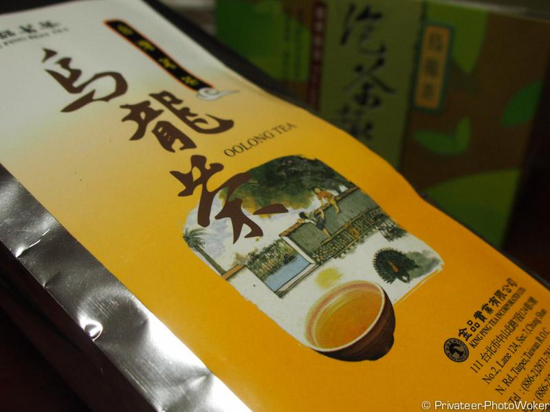 台湾烏龍茶