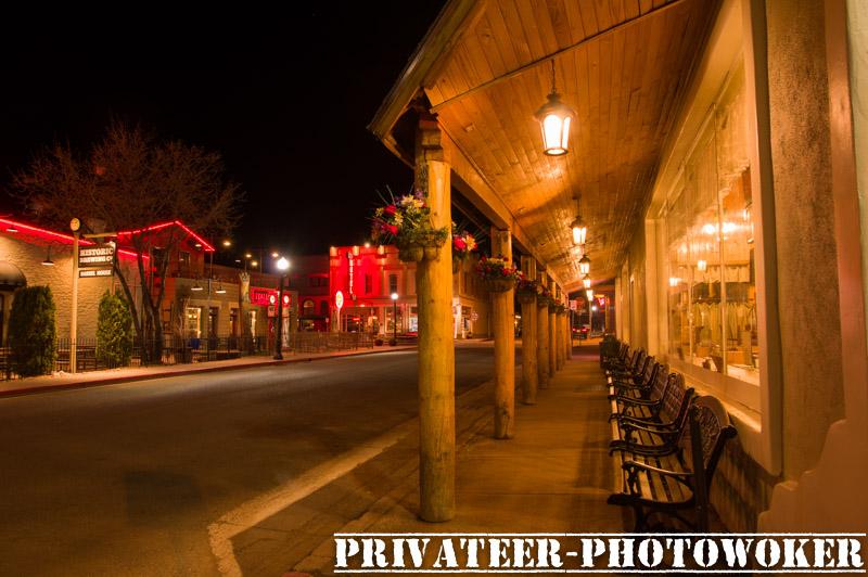 ウィリアムズ夜の町