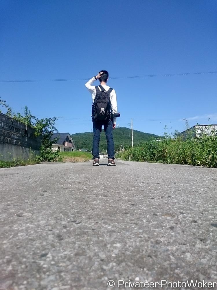 ヤマヒロさん道に迷う