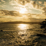 碁石海岸碁石岬
