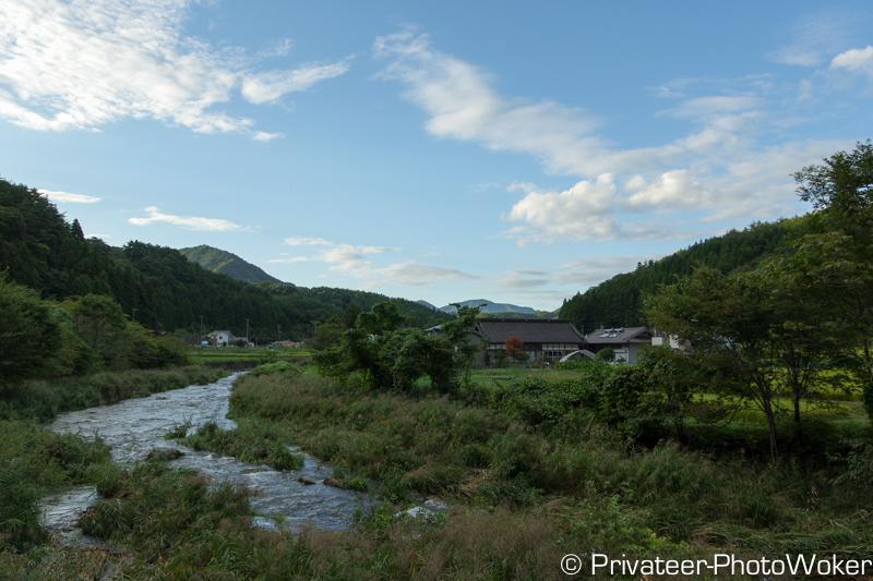 盛川緑地上流