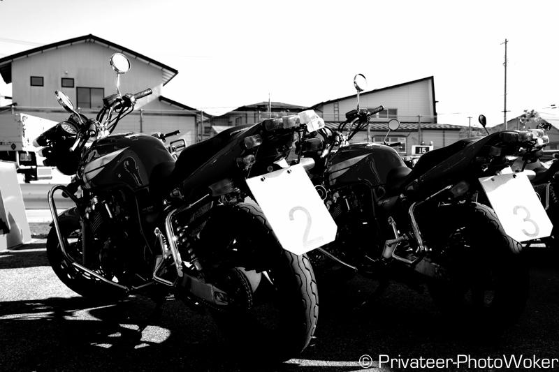 教習所のMTバイク
