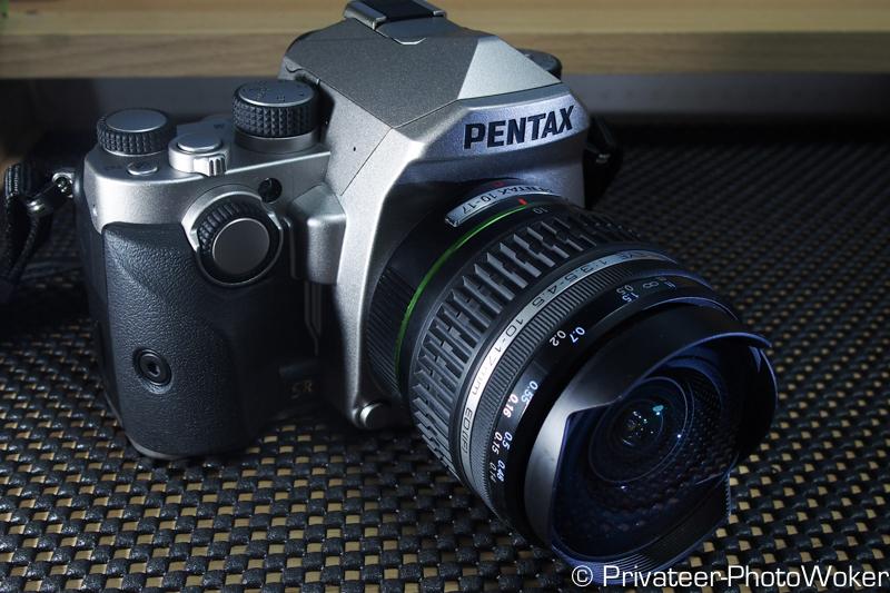 PENTAX DA10-17