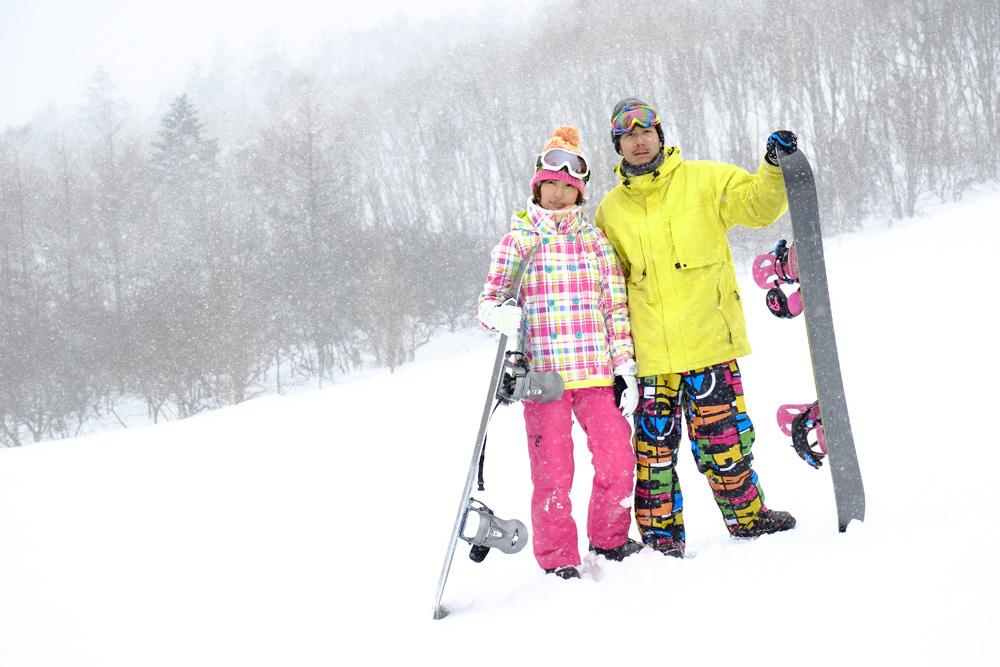 スキーペア