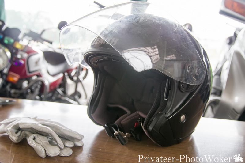 那須カーアカデミー 大型二輪レンタルヘルメット YJ-16