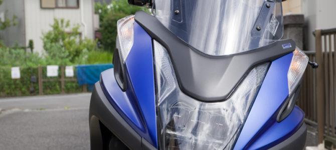 【トリシティ155納車!】夢の三輪スクーター初乗車から一週間公道を走ったLMW体験記!