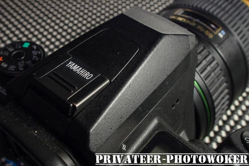 F-Foto名入れシューカバー PENTAX K-3