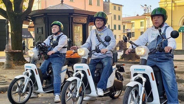 出川哲朗の充電させてもらえませんか イタリア