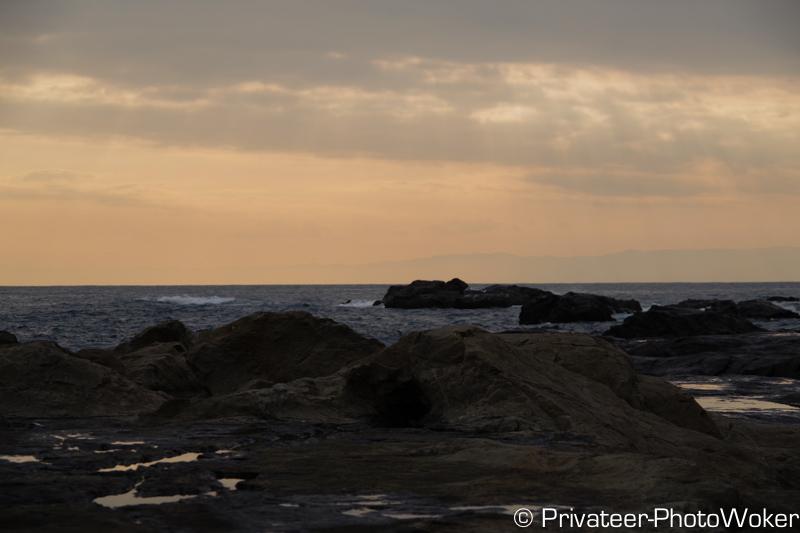 江ノ島 東部海岸
