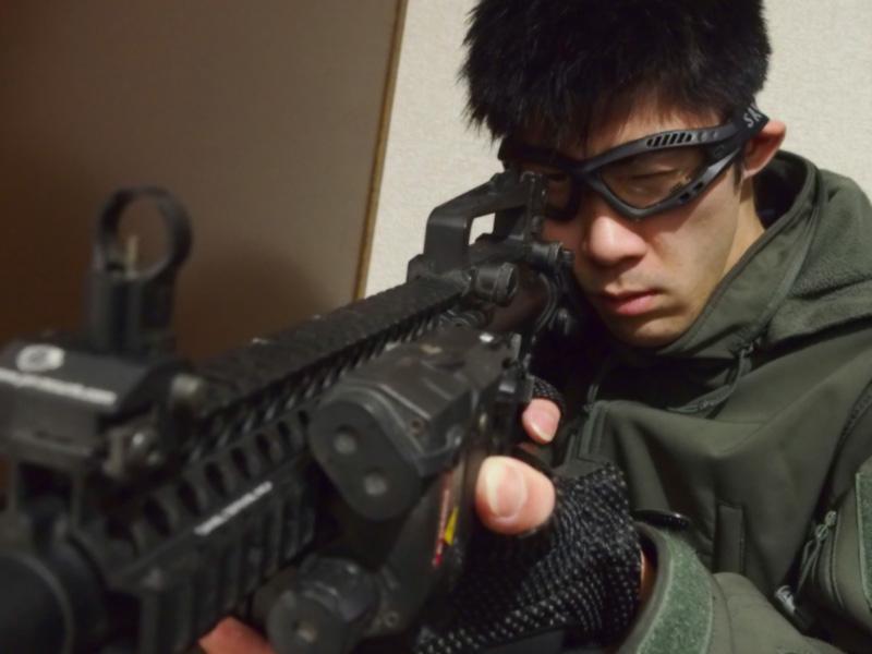 M4 レシーライフル