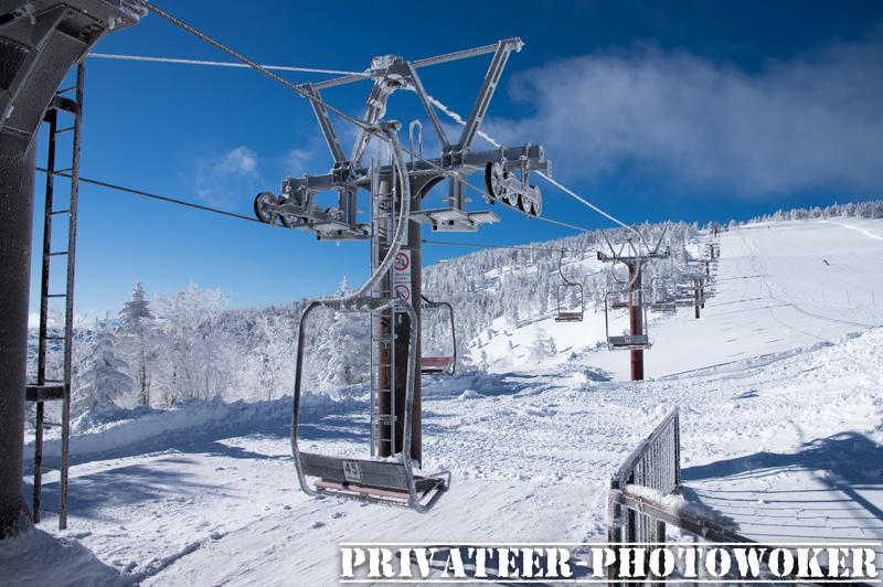 奥志賀高原スキー場リフト