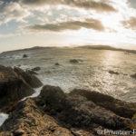 """大船渡の碁石岬と雷岩・乱曝谷を撮ってきた!碁石海岸の波で""""きゃっぽ""""しちゃった・・・"""