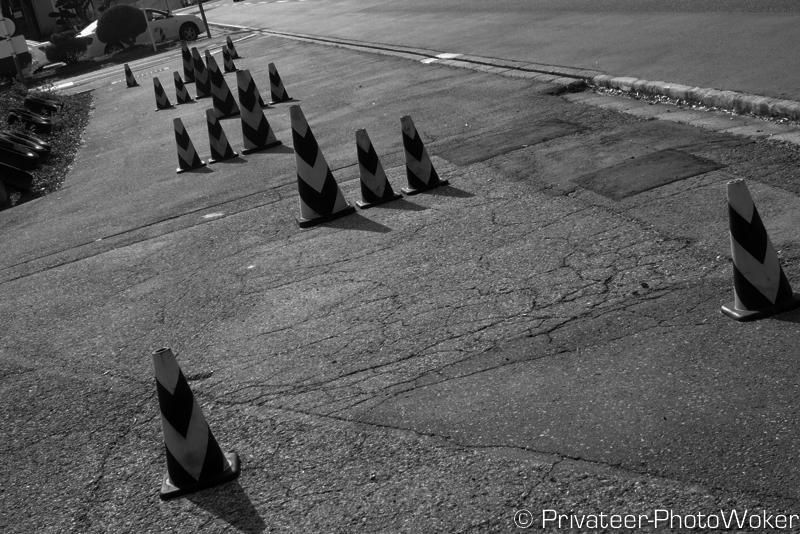 二輪免許スラロームコース