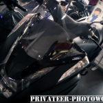 「早くバイクに乗りたいっ!」YSP町田に在庫のあるブラックのトリシティ155なら即納車できるか聞いてきた結果・・・?