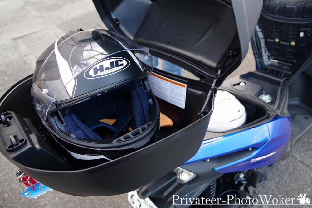 スクータースペアヘルメット