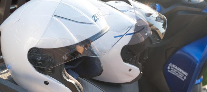 スペアヘルメットのススメ! 二輪免許1年過ぎたら持ちたいタンデム(2人乗り)用ヘルメットの自分的選び方