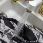 エアーパーカーは洗濯機を使っちゃダメ!ハーフメッシュでプロテクター内臓な夏用バイクウェアの優しい洗い方