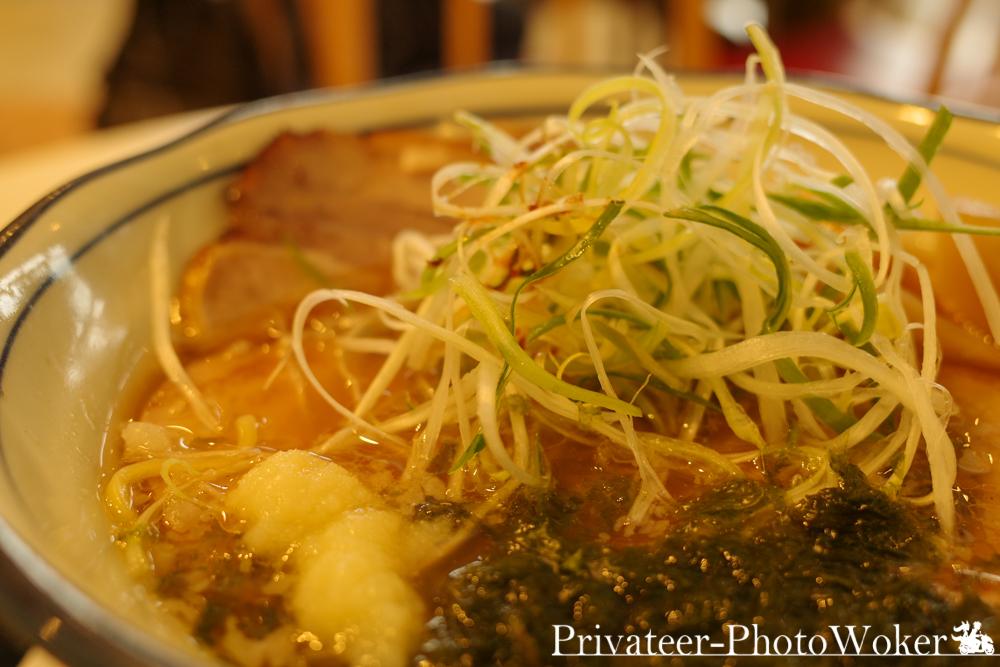 SA駿河湾沼津でチャーシュー麺