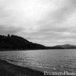 山中湖湖畔