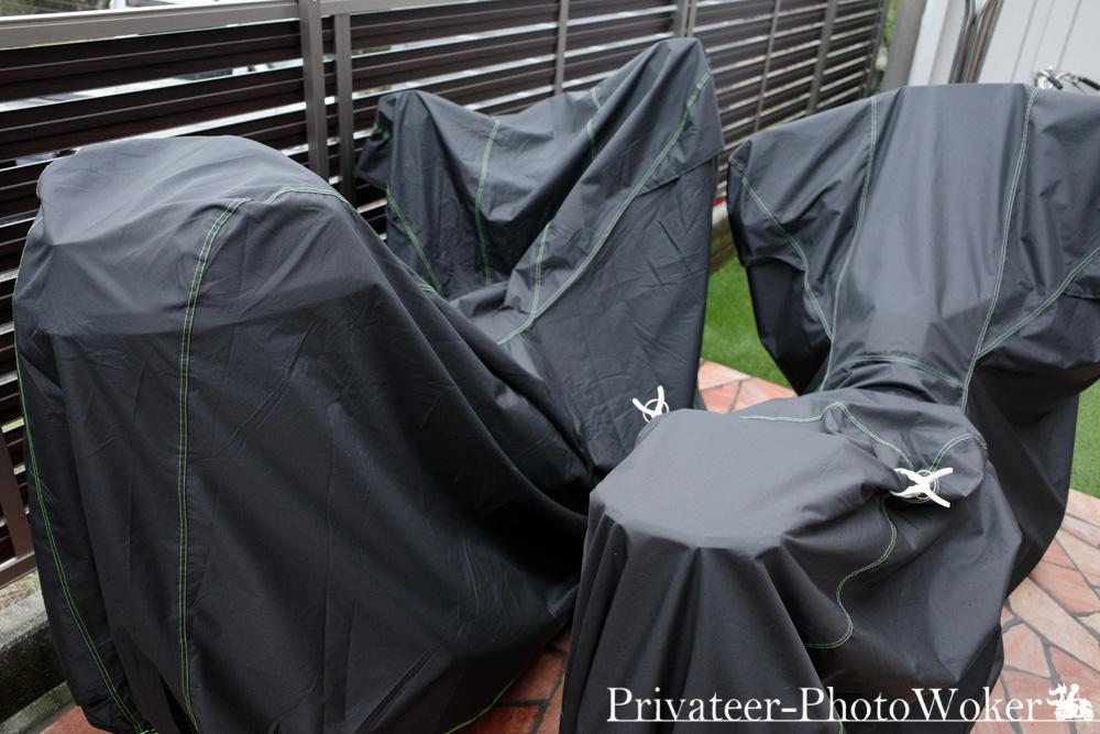 バリチェロ(Barrichello)のバイクカバー