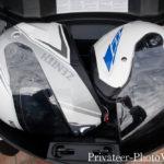 50Lユーロヤマハトップケース ヘルメット 2個