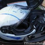 50Lユーロヤマハトップケース ヘルメット グローブ
