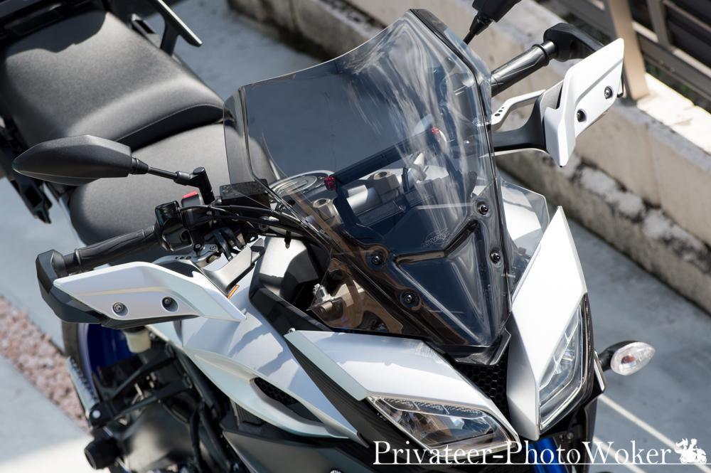 MT-09 TRACER 2015年式 高速ツーリングカスタム