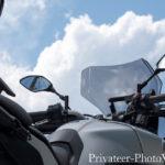 MT-09 TRACER KAPPA スクリーン装備
