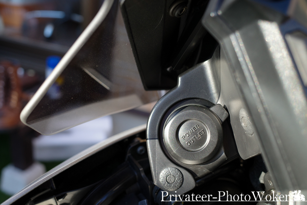 MT-09 TRACER用 KAPPA スクリーン