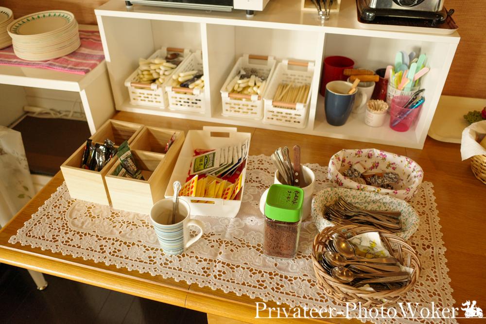 伊豆高原の宿 一本のえんぴつ 朝食
