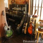 伊豆高原の宿 一本のえんぴつ ギター