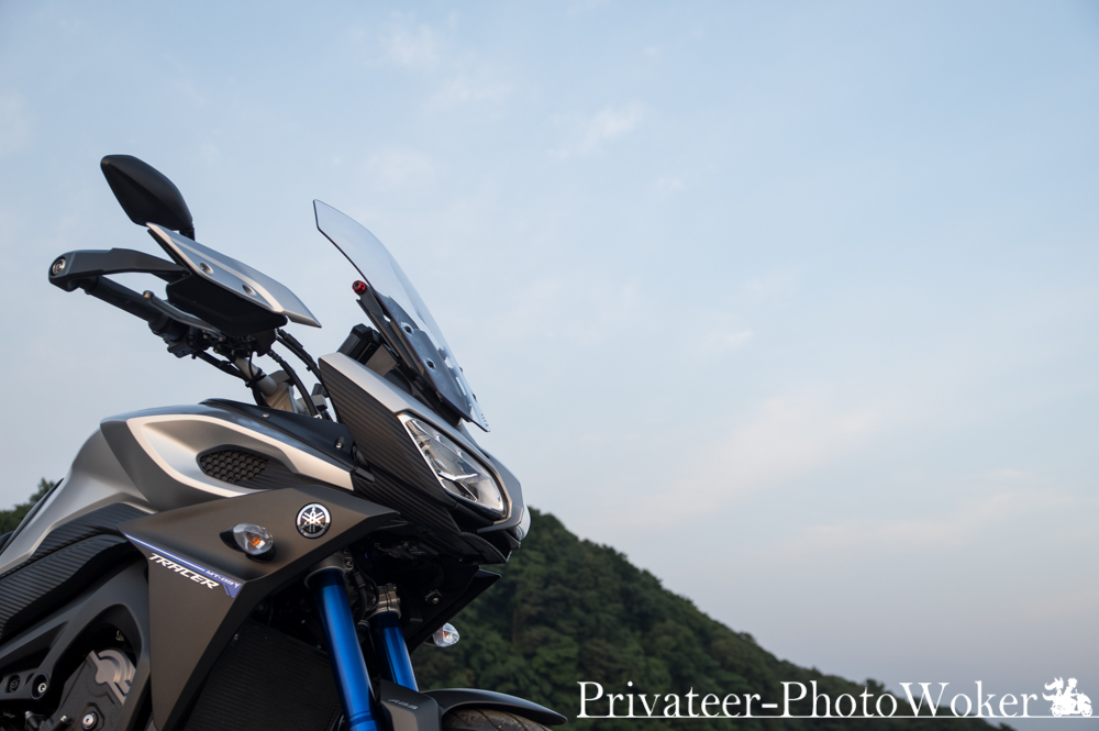 MT-09 TRACER(2015)