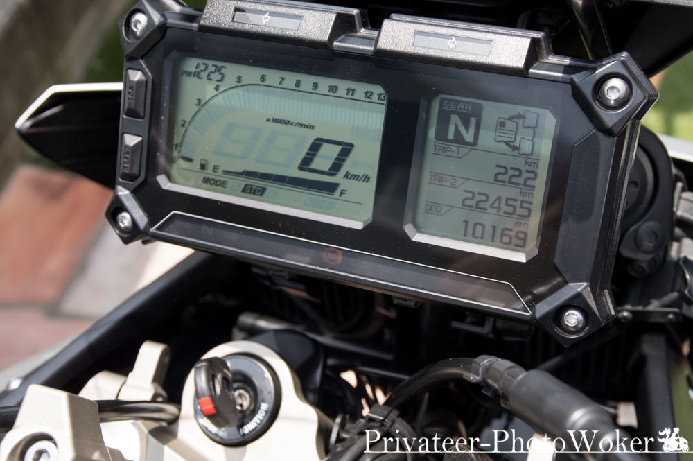 MT-09 TRACER キーオン