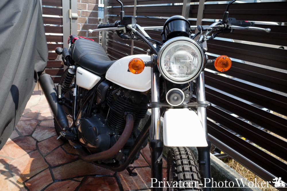 カワサキ TR250