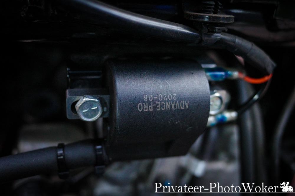 トリシティ155 強化点火コイルアドバンスプロ製 IGC-YD02