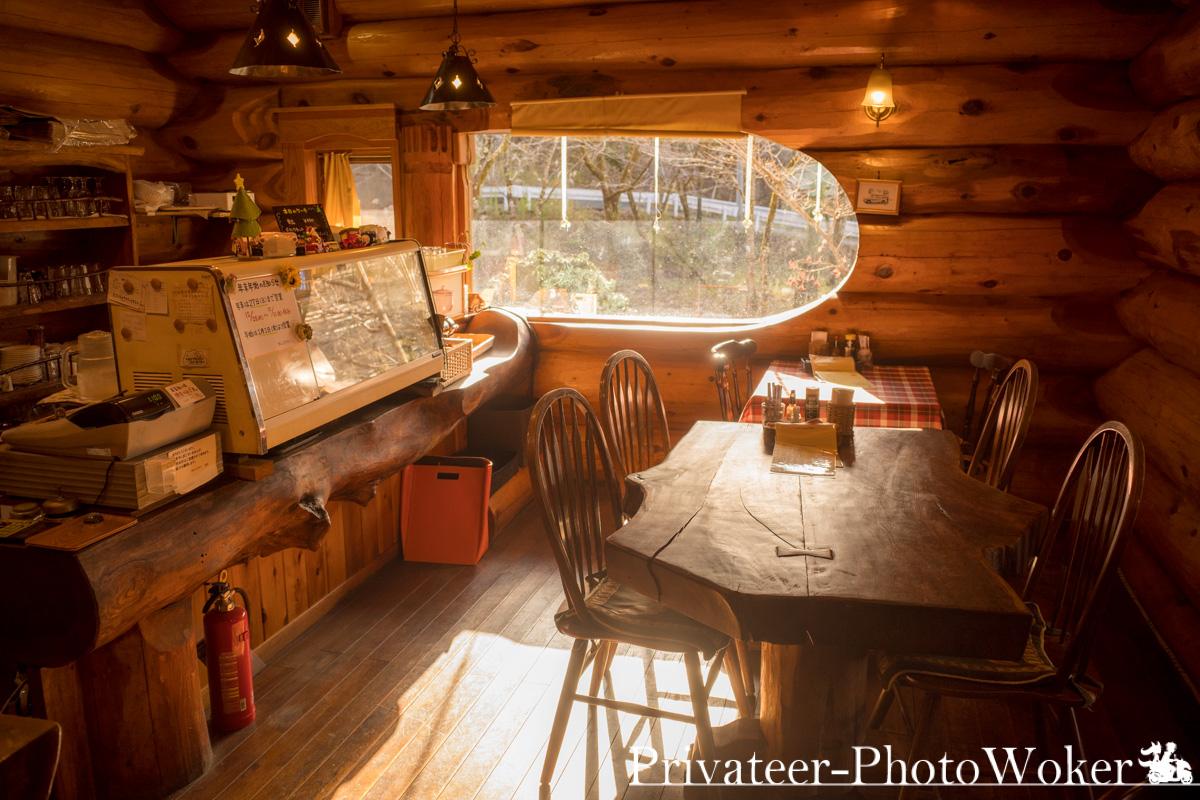 宮ヶ瀬湖畔のカフェレストラン
