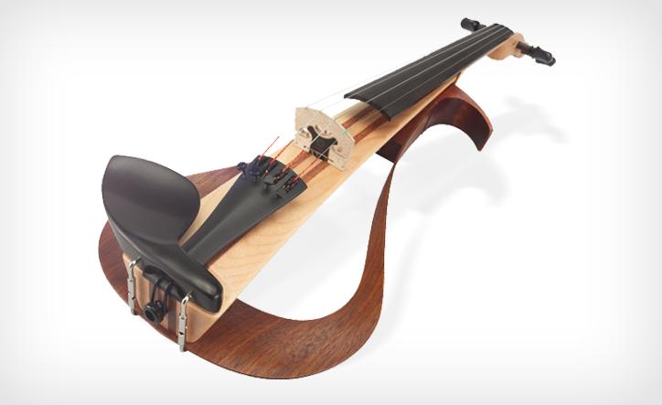 ヤマハ エレクトリックバイオリン YEV104