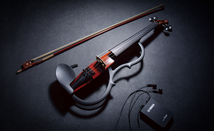 ヤマハ サイレントバイオリン YSV104