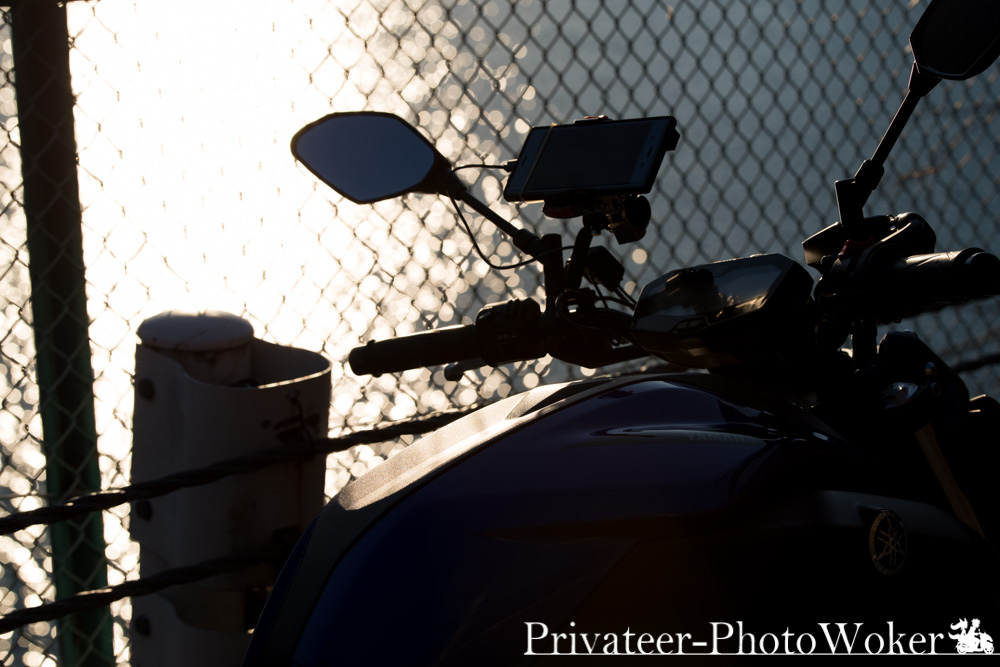 奥多摩ツーリング MT-07 ヤマハ バイクレンタル