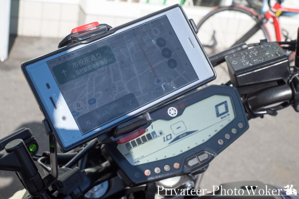 MT-07(2018年式) ヤマハバイクレンタル仕様