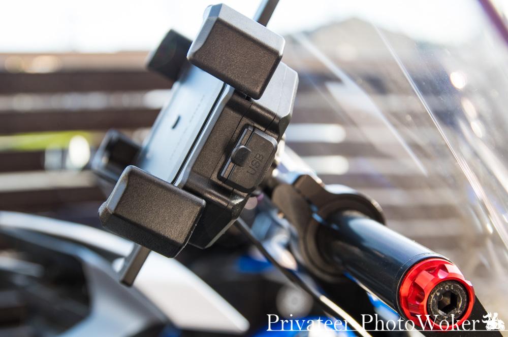 カエディア ワイヤレス充電スマホホルダー USB充電ポート
