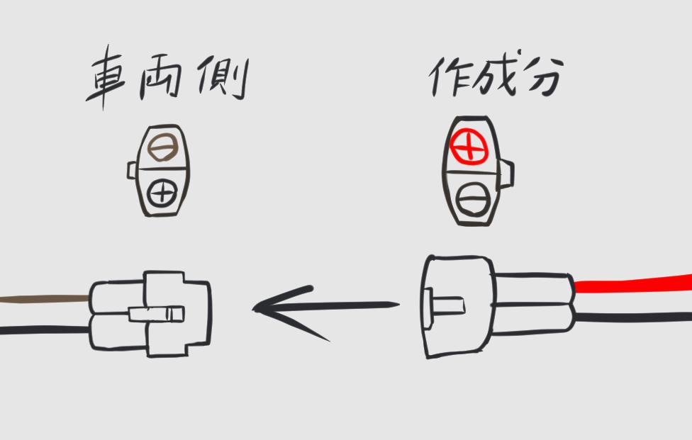 Kaedearholder-wireless配線図