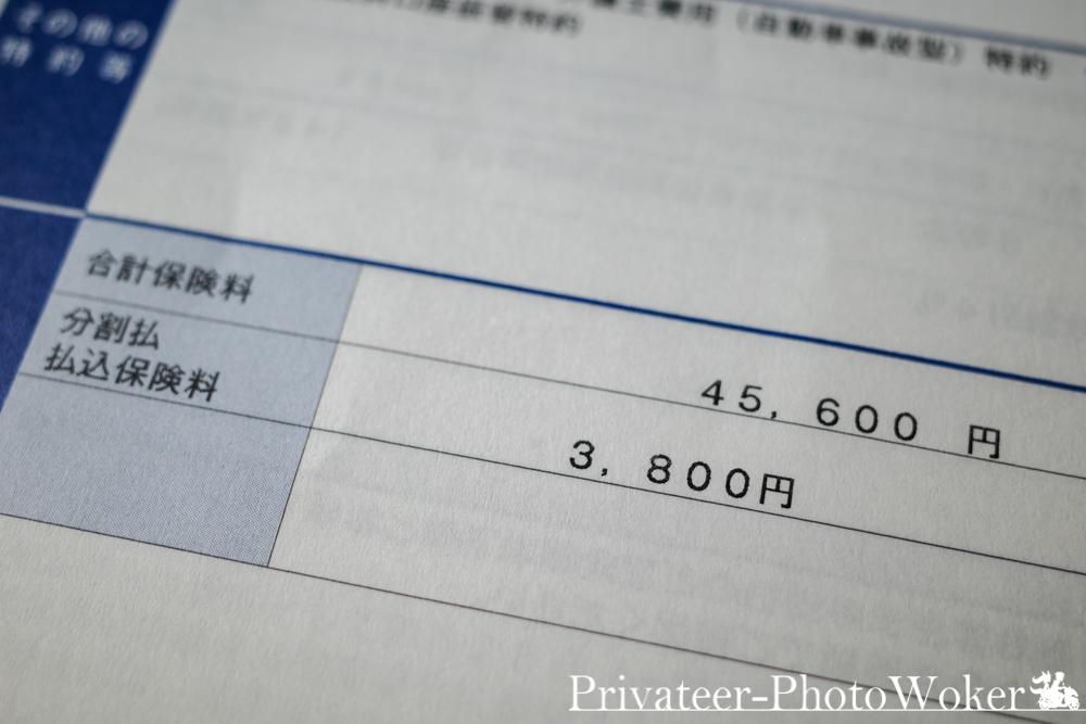 トリシティ155(3年目、9等級)保険料